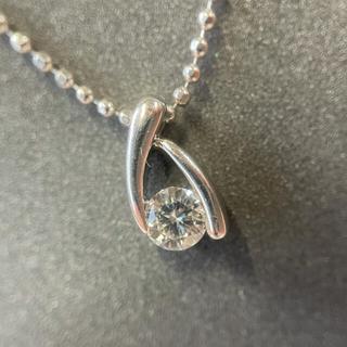 La soma ダイヤモンドネックレス(ネックレス)