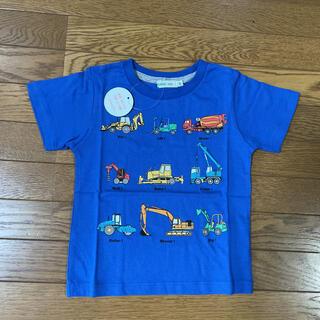 コドモビームス(こども ビームス)のTシャツ ビームスミニ 働く車Tシャツ 85-95(Tシャツ)