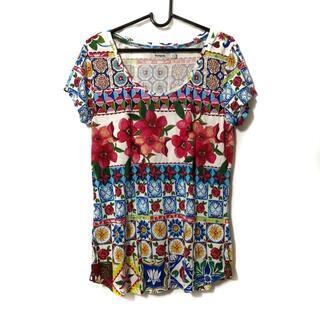 デシグアル(DESIGUAL)のデシグアル 半袖Tシャツ サイズS -(Tシャツ(半袖/袖なし))