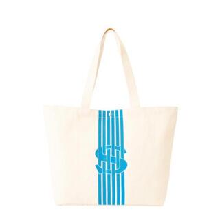 シセイドウ(SHISEIDO (資生堂))の大人のおしゃれ手帖 手帳 7月号 付録 資生堂パーラー ビッグ トートバッグ(トートバッグ)