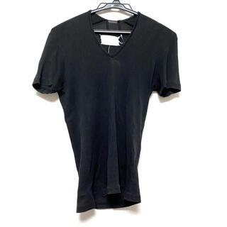 マルタンマルジェラ(Maison Martin Margiela)のマルタンマルジェラ 半袖カットソー S美品 (カットソー(半袖/袖なし))