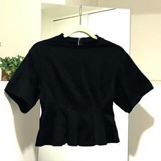 ルシェルブルー(LE CIEL BLEU)の未使用 ルシェルブルー 20S62519 アパレル コルセットシームTEE(シャツ/ブラウス(半袖/袖なし))