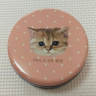ユニクロ(UNIQLO)のPAUL&JOE オリジナル缶ケース(ラムネ入り)(その他)