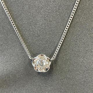 ichii様0.3ct ダイヤモンドネックレス (ネックレス)