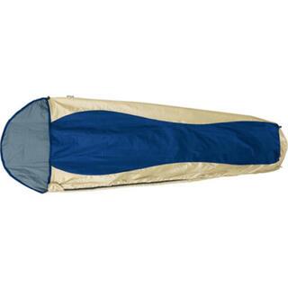 Ogawa オガワ コンパクトシュラフUL シャンパンゴールド×ネイビーブルー(寝袋/寝具)