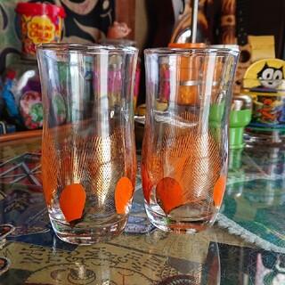 東洋佐々木ガラス - 昭和レトロ 佐々木硝子 グラス 2個