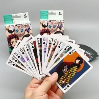 鬼滅の刃 トランプ カードゲーム(トランプ/UNO)