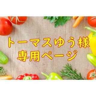 ★トーマスゆう様専用ページ(野菜)