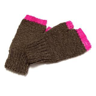 ケイトスペードニューヨーク(kate spade new york)のケイトスペード 手袋 レディース - 指なし(手袋)