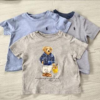 ポロラルフローレン(POLO RALPH LAUREN)のラルフローレン Tシャツ 80 ベビー まとめ買い まとめ売り(Tシャツ)