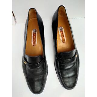 アテストーニ(a.testoni)のテストーニ  a.testoni  10½ D 黒(ドレス/ビジネス)
