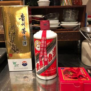 貴州茅台酒 未開封 38% 500ml 2010(蒸留酒/スピリッツ)