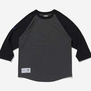 W)taps - descendantディセンダントwtaps ラグランカットソーTシャツ
