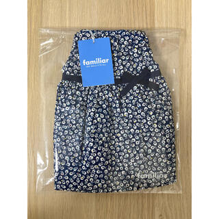 familiar - ファミリア 小花柄 スカート 90