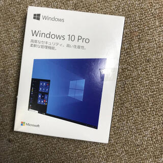 Microsoft - Windows10 インストールUSBとプロダクトキー