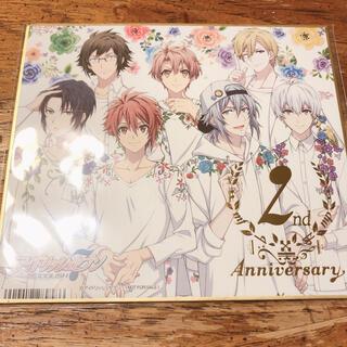 バンダイナムコエンターテインメント(BANDAI NAMCO Entertainment)のアイナナ 2nd Anniversary 色紙(その他)