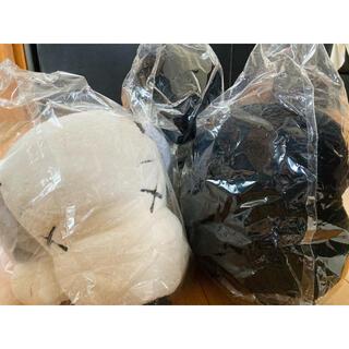 ユニクロ(UNIQLO)のユニクロ×KAWSコラボ スヌーピーぬいぐるみ3点セット 巾着袋付き(ぬいぐるみ)