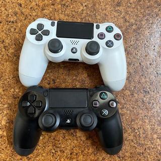 PlayStation4 - PS4コントローラー 純正ジャンク品 黒のみ