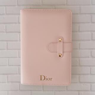 ディオール(Dior)のDior ノベルティ 手帳(ノート/メモ帳/ふせん)