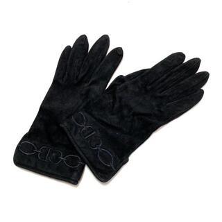 Christian Dior - ディオール/クリスチャンディオール 手袋 -