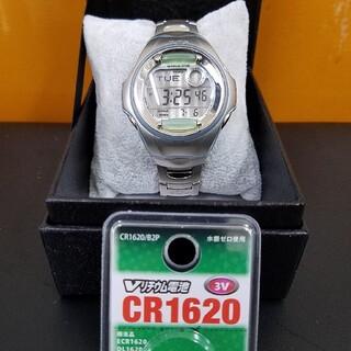 ベビージー(Baby-G)のBaby-G GMS 140 電池交換済み(腕時計(デジタル))