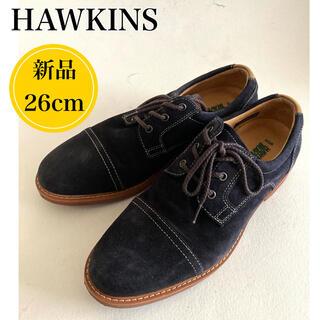 ホーキンス(HAWKINS)の未使用品 HAWKINS ビジネスシューズ ウォーキングシューズ 防水 防滑(ドレス/ビジネス)