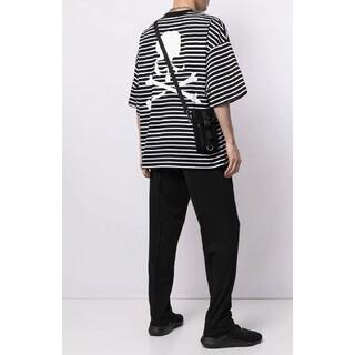 マスターマインドジャパン(mastermind JAPAN)の新品未使用MasterMind Japan MMJ スカル ストライプ Tシャツ(Tシャツ/カットソー(半袖/袖なし))