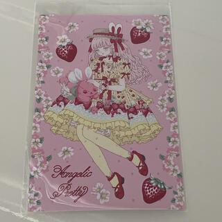 アンジェリックプリティー(Angelic Pretty)のLittle bunny strawberry ポストカード(写真/ポストカード)