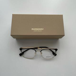 バーバリー(BURBERRY)の【新品・未使用】Burberry バーバリー メガネ 眼鏡(サングラス/メガネ)