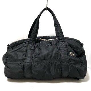ポーター(PORTER)のポーター ハンドバッグ タンカー 黒(ハンドバッグ)