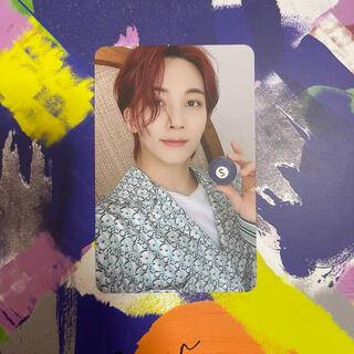 セブンティーン(SEVENTEEN)のセブチ your choice ジョンハン beside 封入トレカ(K-POP/アジア)