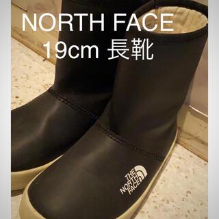 THE NORTH FACE - ノースフェイス kids レインブーツ 19cm