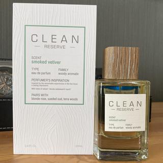 CLEAN - クリーン リザーブ スモークベチバー EDP 100ml