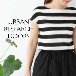 ドアーズ(DOORS / URBAN RESEARCH)のテンセルタンクトップ  アーバンリサーチドアーズ  (Tシャツ(半袖/袖なし))