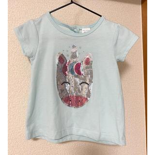 カーターズ(carter's)のカーターズ Tシャツ 18M スパンコール ユニコーン(Tシャツ)