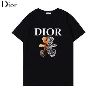 ディオール(Dior)のTシャツ男女兼用半袖Diorディオール[2枚8000円送料込み](その他)