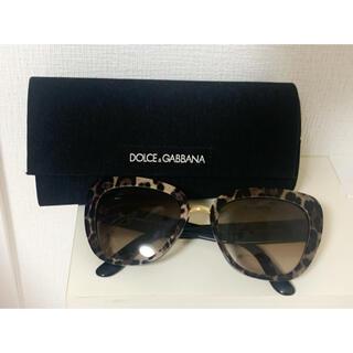 ドルチェアンドガッバーナ(DOLCE&GABBANA)のドルチェアンドガッバーナ サングラス DG4296-F(サングラス/メガネ)