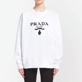 PRADA - P0501PRADA プラダ長袖トレーナー スウェット
