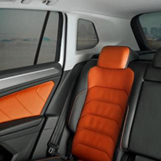 フォルクスワーゲン(Volkswagen)のフォルクスワーゲン ティグアン 専用 サンシェード(車内アクセサリ)