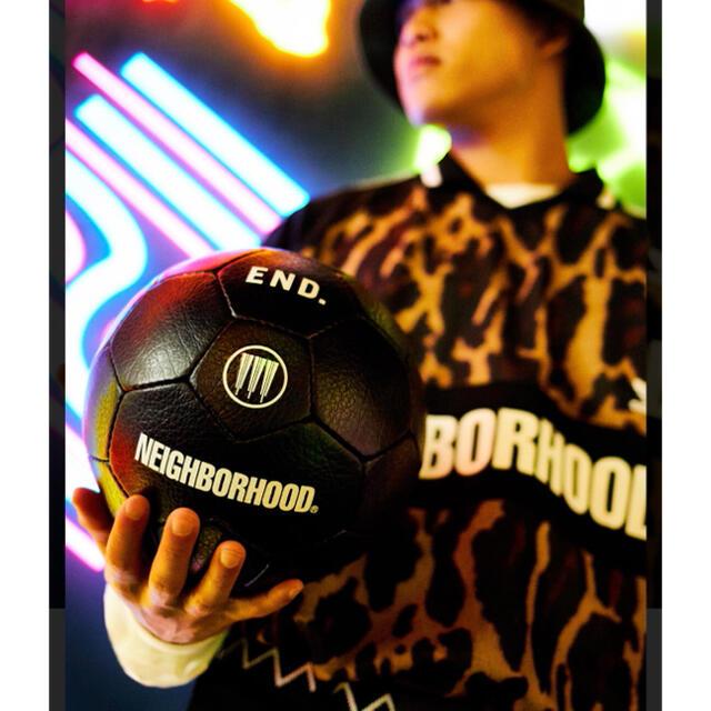 NEIGHBORHOOD(ネイバーフッド)のネイバーフッド  アディダス END  サッカー ボール スポーツ/アウトドアのサッカー/フットサル(ボール)の商品写真