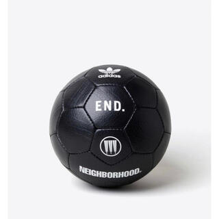 NEIGHBORHOOD - ネイバーフッド  アディダス END  サッカー ボール