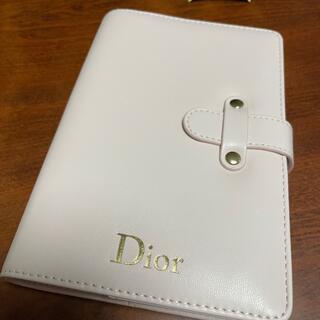 ディオール(Dior)のDior 手帳  新品・未使用(ノート/メモ帳/ふせん)