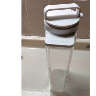 ムジルシリョウヒン(MUJI (無印良品))の無印良品 アクリル冷水筒 冷水専用約2L(容器)