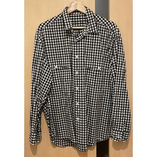 ポーター(PORTER)のポータークラシック ギンガムチェックロールアップシャツ(シャツ)