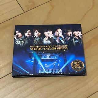 Kis-My-Ft2 - MUSIC COLOSSEUM Kis-My-Ft2 Blu-ray