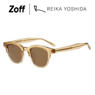 トゥデイフル(TODAYFUL)のZoff REIKA YOSHIDA ウェリントン 吉田怜香 新品未使用(サングラス/メガネ)