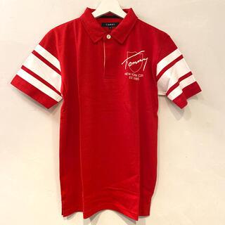 トミー(TOMMY)の新品未使用タグ付き【 TOMMY 】半袖 ポロシャツ(ポロシャツ)