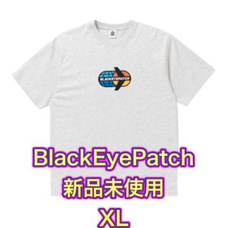 シュプリーム(Supreme)のブラックアイパッチ BLACK EYE PATCH Tシャツ tee XL(Tシャツ/カットソー(半袖/袖なし))