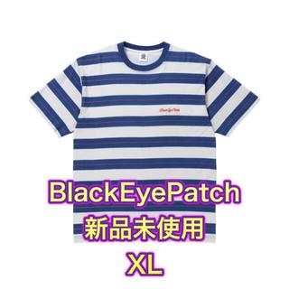 シュプリーム(Supreme)のブラックアイパッチ tee Tシャツ XL(Tシャツ/カットソー(半袖/袖なし))