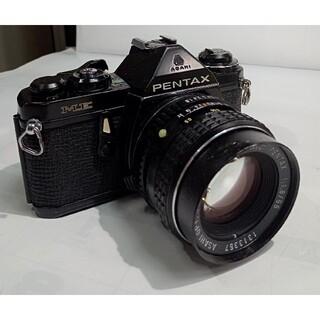 PENTAX - 154 PENTAX ME ブラック 一眼レフカメラ